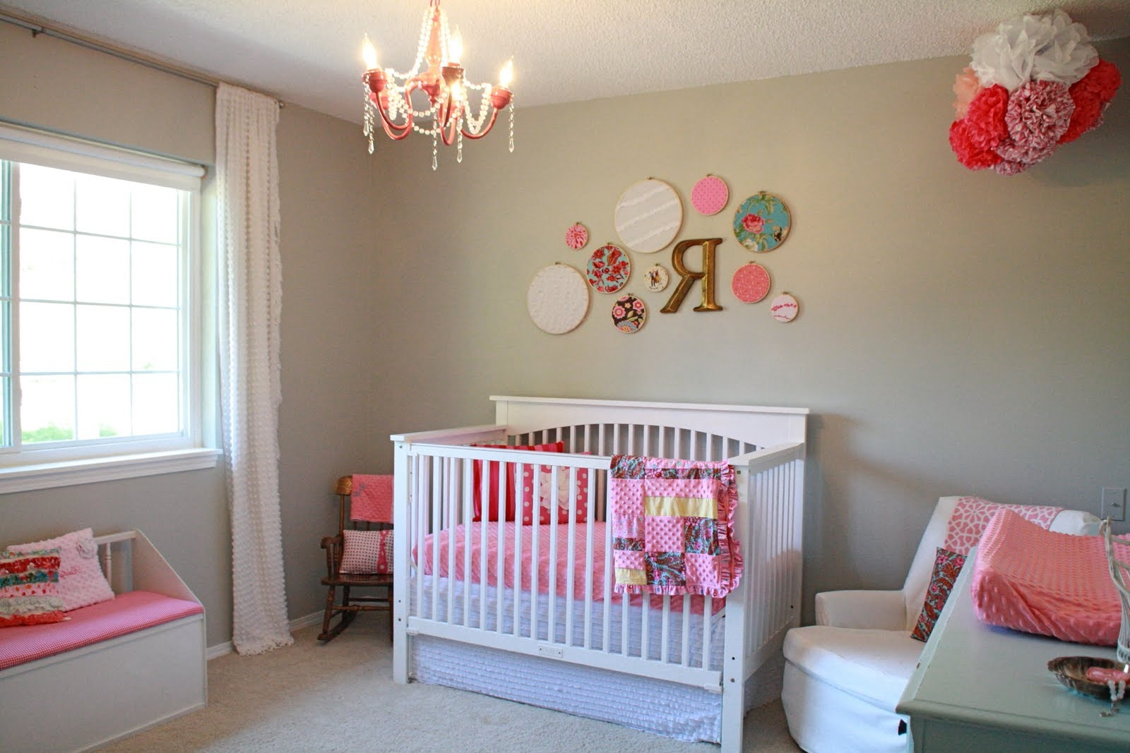 37+ Cute Baby Girl Nursery Ideas for Small Rooms - e - book