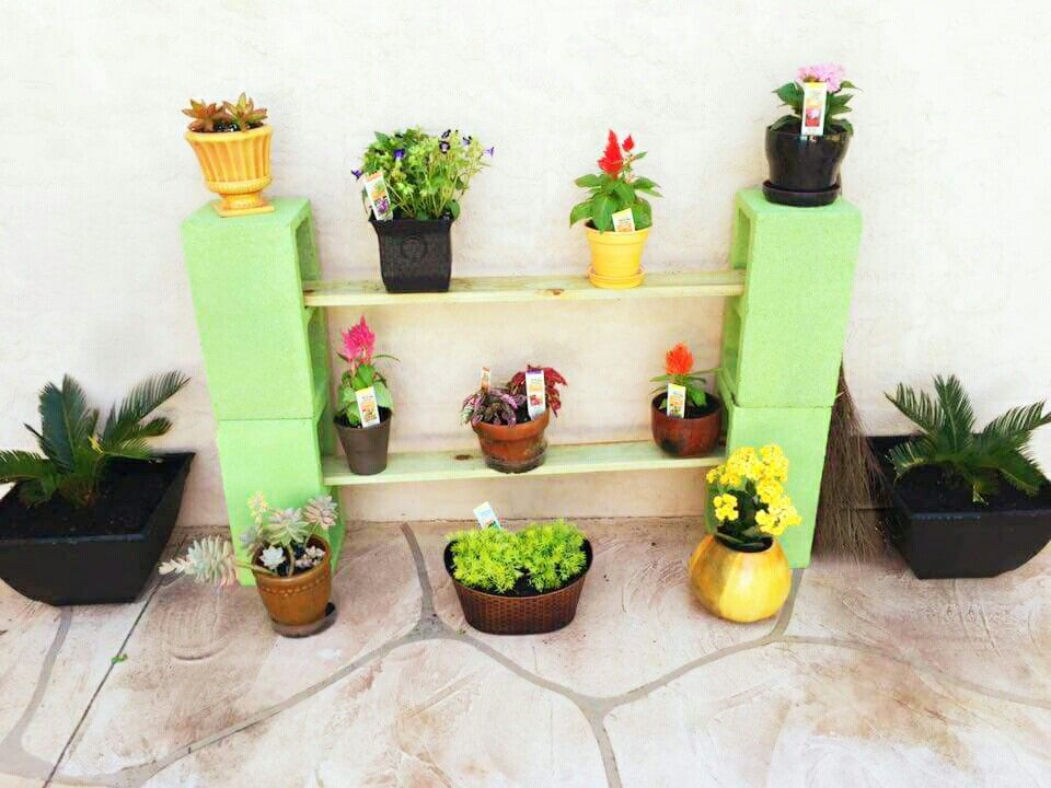 cheap diy plant stand