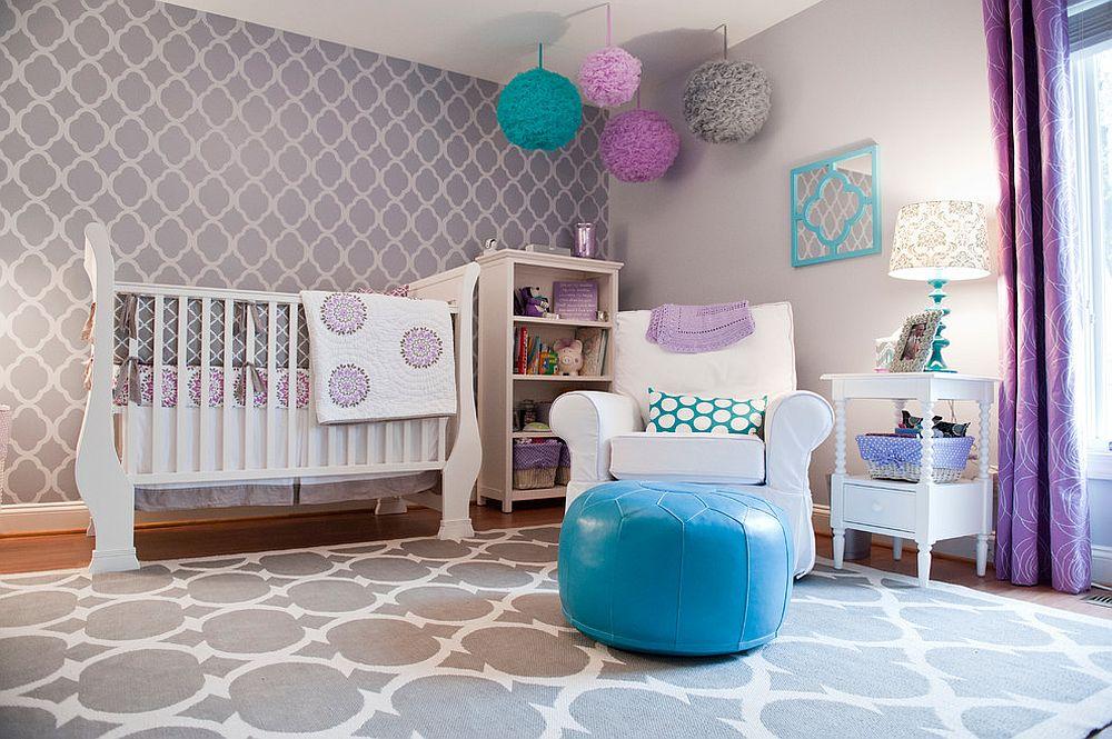 37+ Cute Baby Girl Nursery Ideas for Small Rooms - NRB