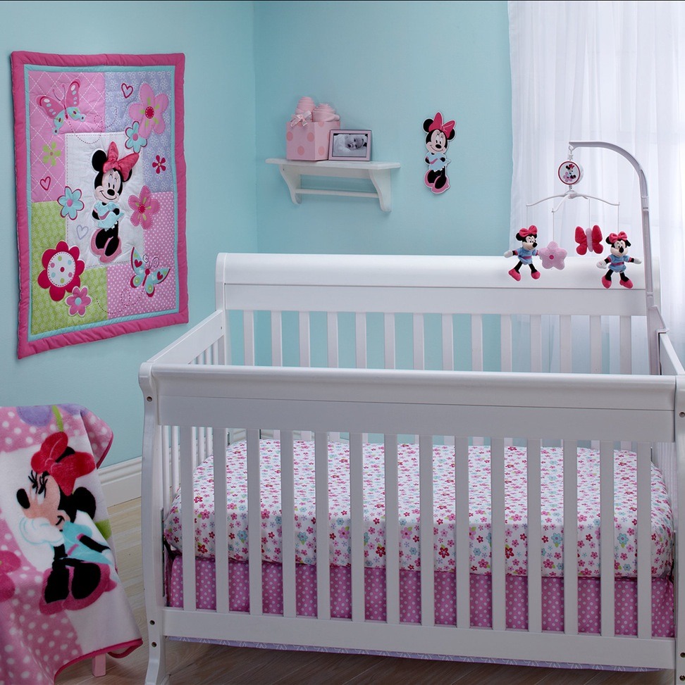 baby girl bedroom theme