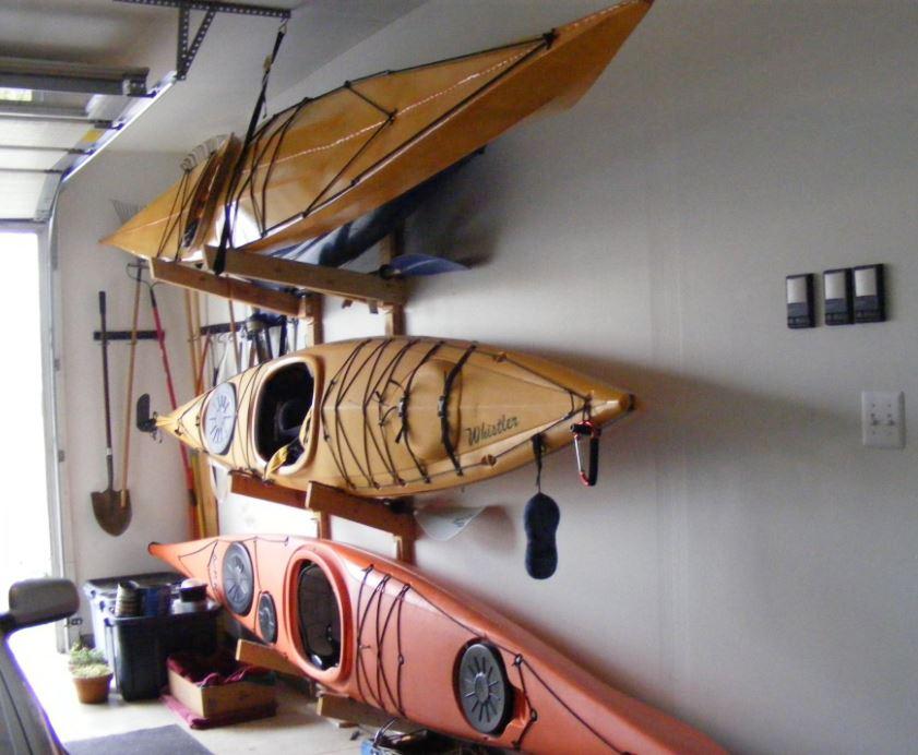 kayak hanger