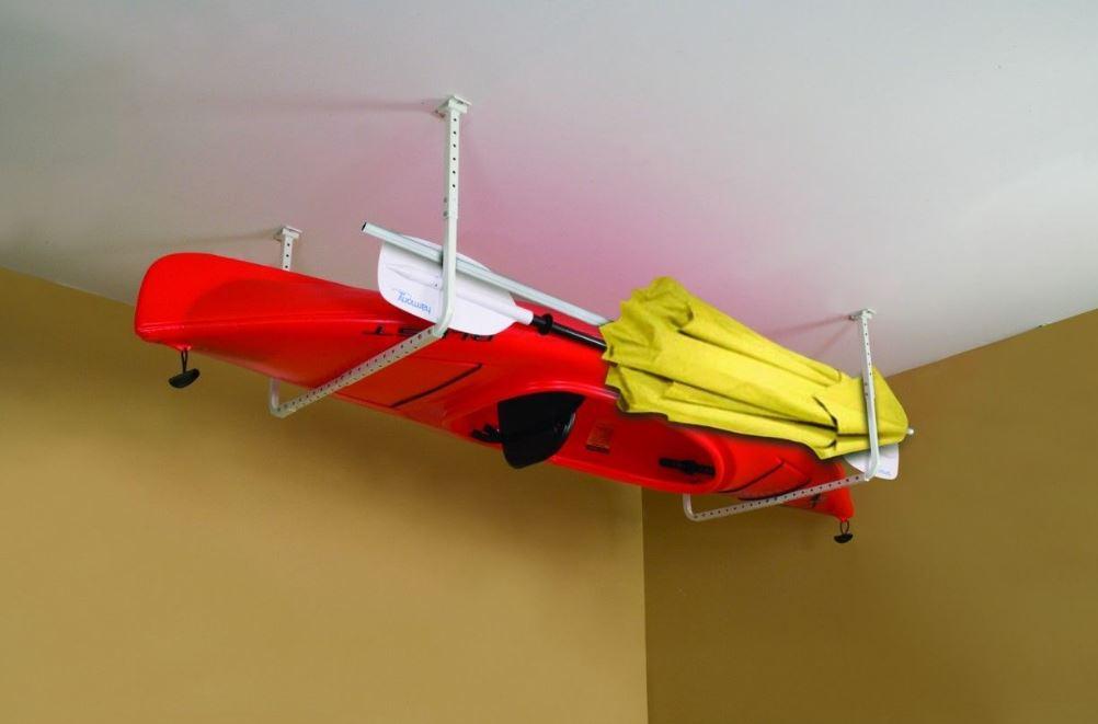 kayak hanger ideas