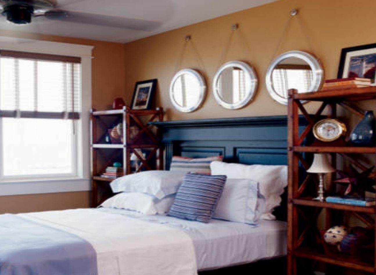 nautical bedroom