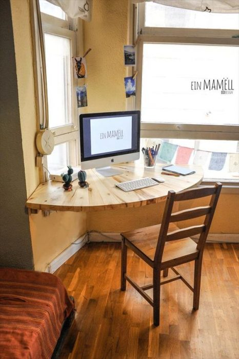 37 Diy Computer Desk Ideas For Your Home Office Small Long Cheap Nrb