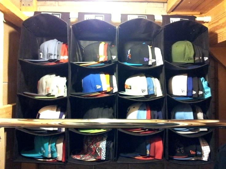 wall hat rack ideas