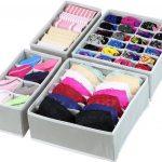 15+ Best Bra Storage & Underwear Organization Ideas