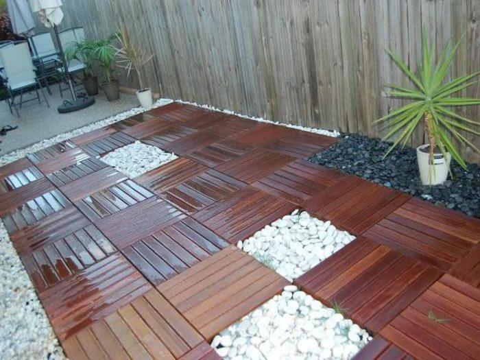 19 Patio Floor Ideas Outdoor