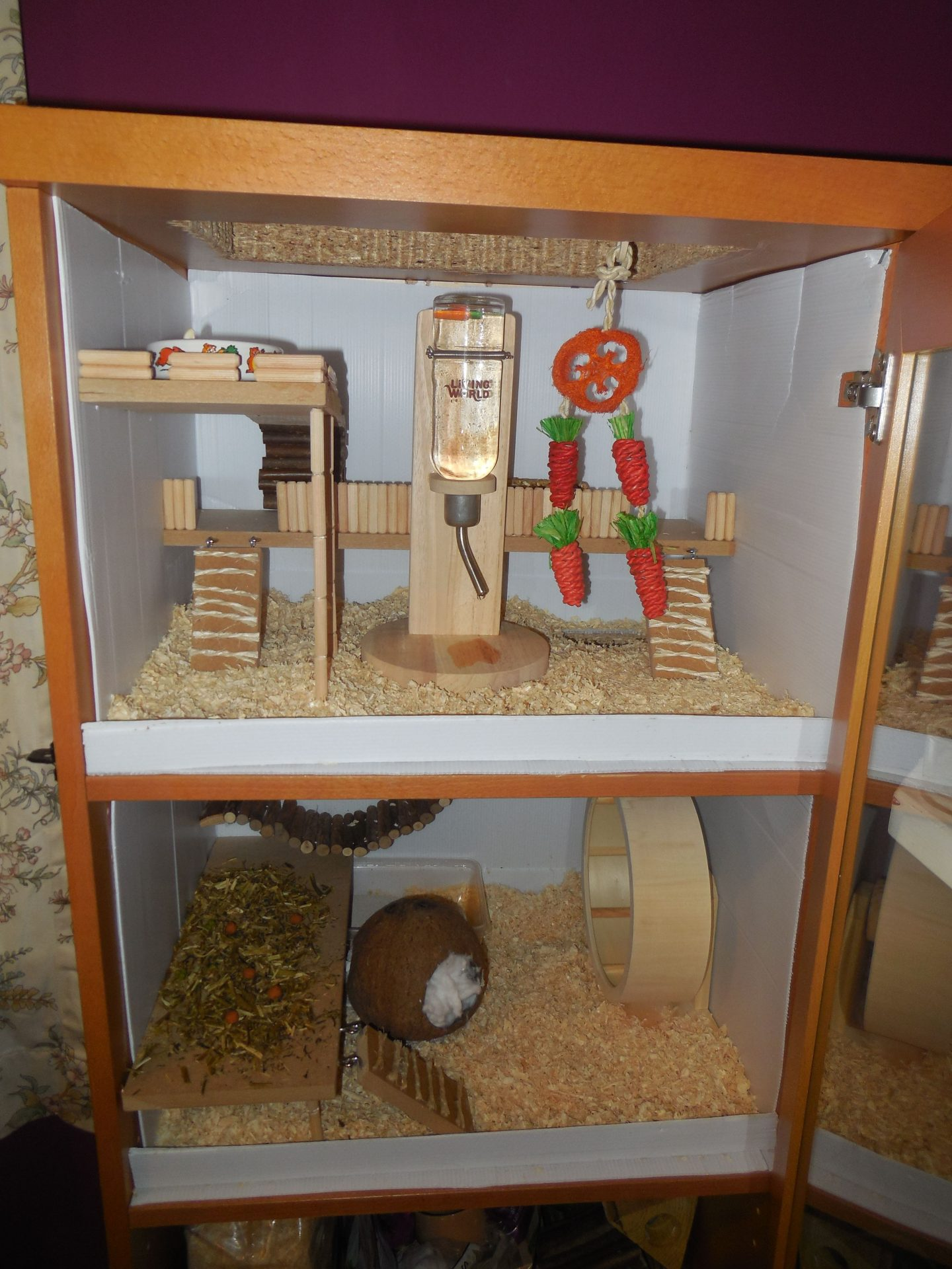 15+ DIY Guinea Pig Cage Inspiration That is Easy to Make ...