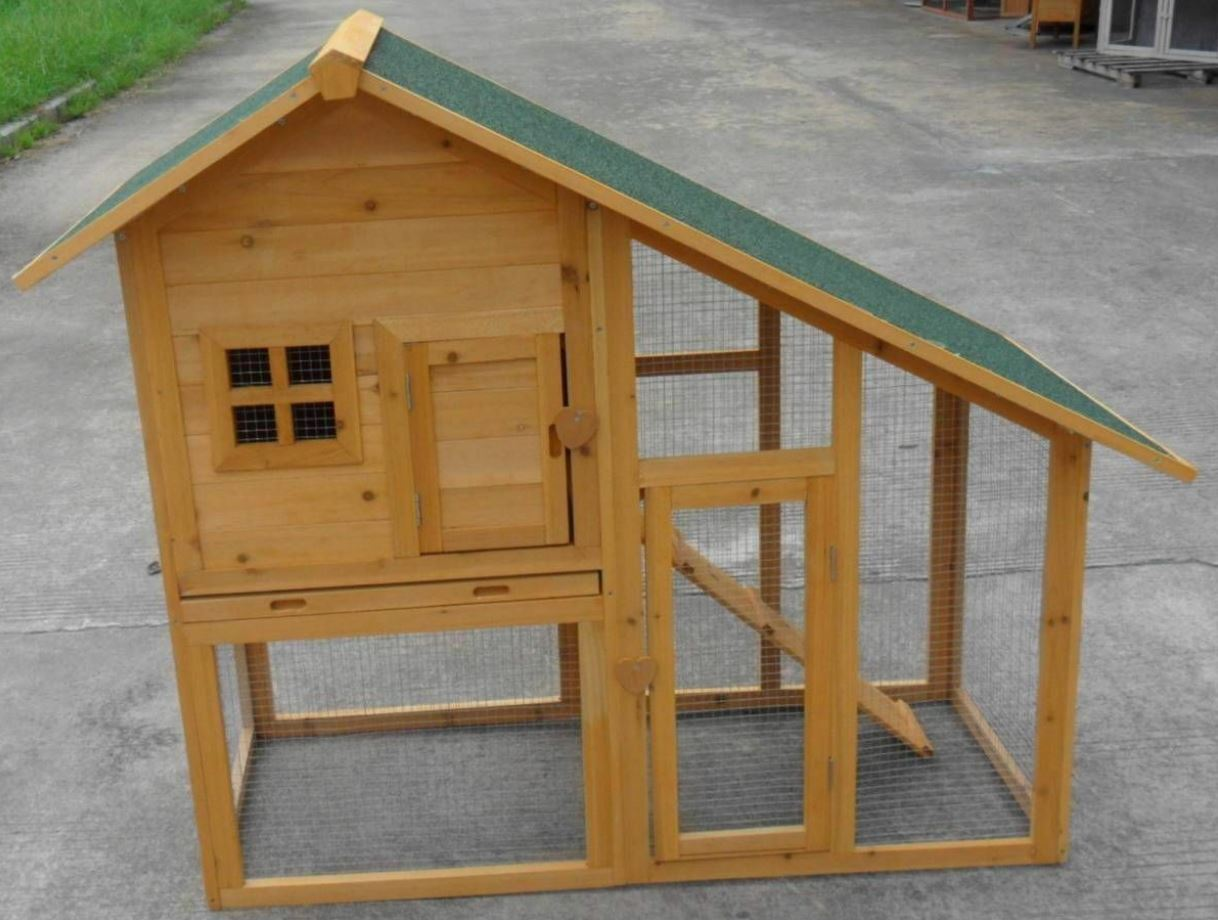 pig cage ideas