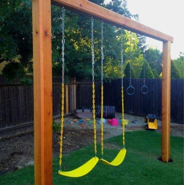 swing set plans